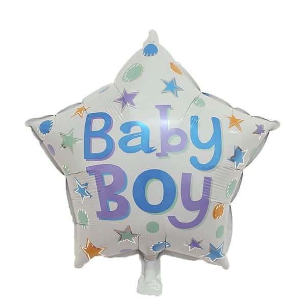 בלון מיילר כוכב - BABY BOY
