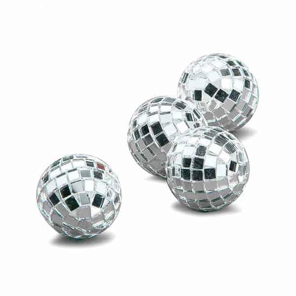 כדור מראה - 10 סמ