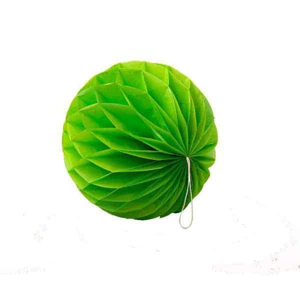 כדור תליה קטן - ירוק