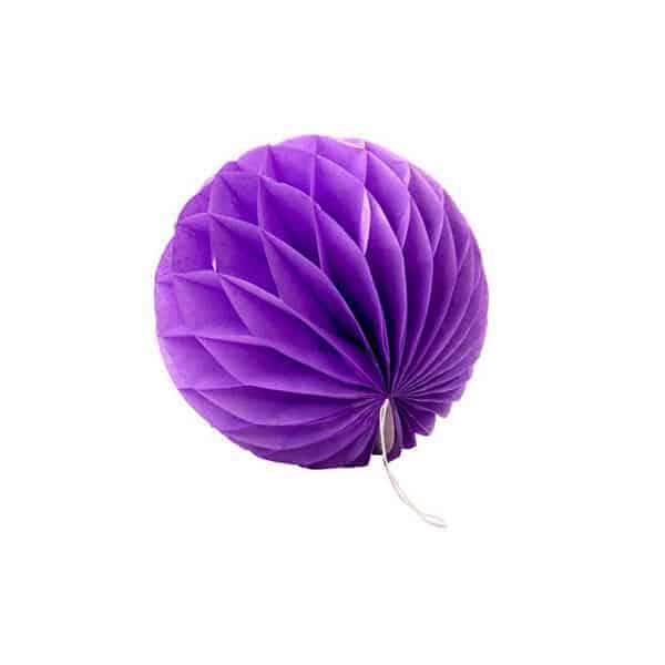 כדור תליה קטן - סגול