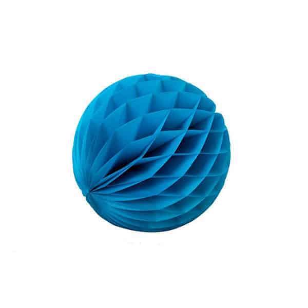 כדור תלייה כוורת - תכלת