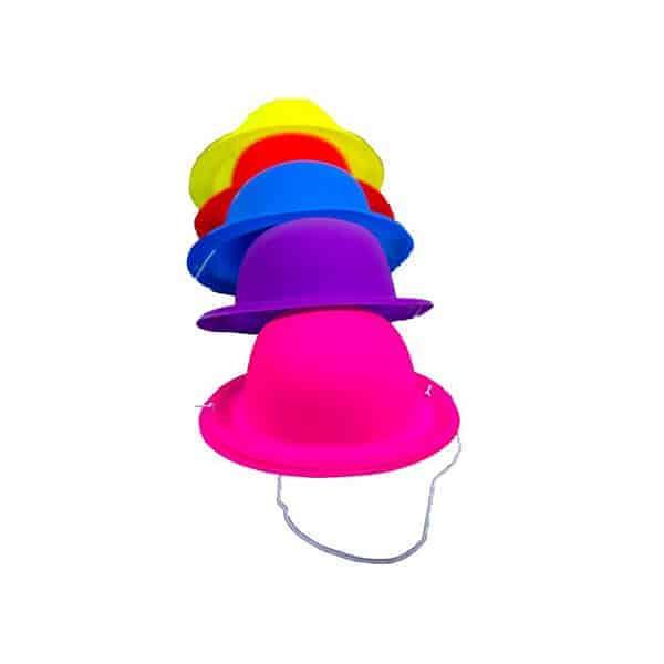 כובעים-מיני-בצבעי-ניאון-זוהרים