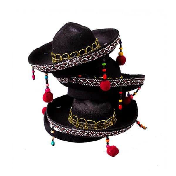 כובע מקסיקני קטן