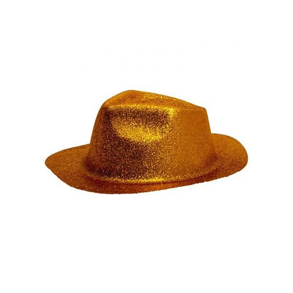 כובע-קאובוי-זהב-נצנצים