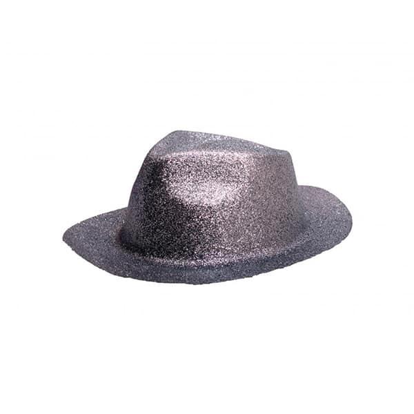 כובע-קאובוי-כסף-נצנצים