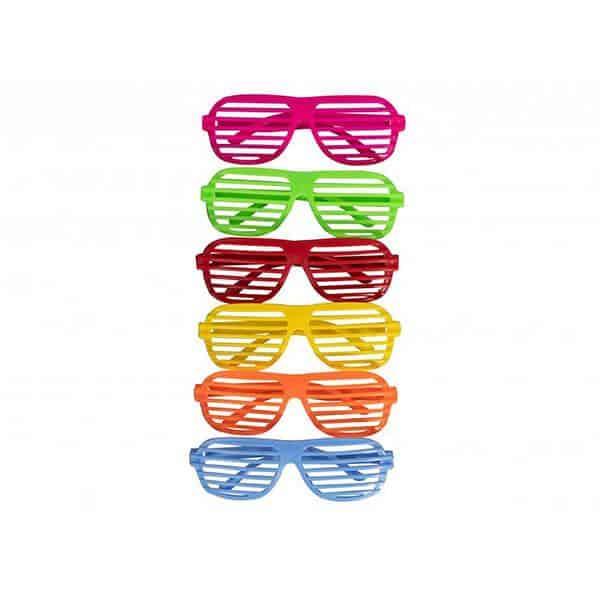 משקפי תריס צבעוניים