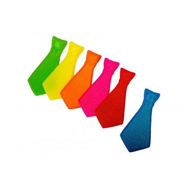 עניבה-גליטר-מנצנץ---קצרה