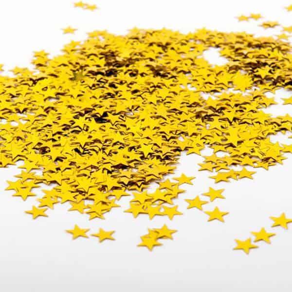 קונפטי כוכבים קטנים