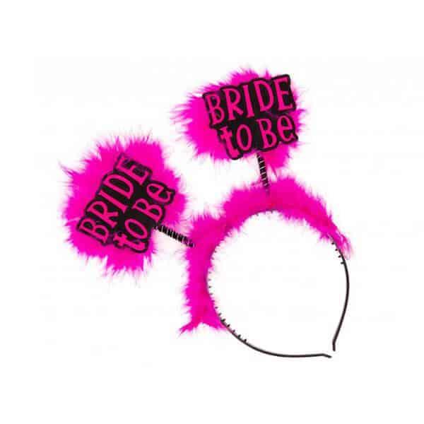 קשת פרווה BRIDE TO BE