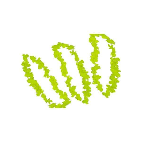 שרשרת-הוואי-צהובה-מהודרת