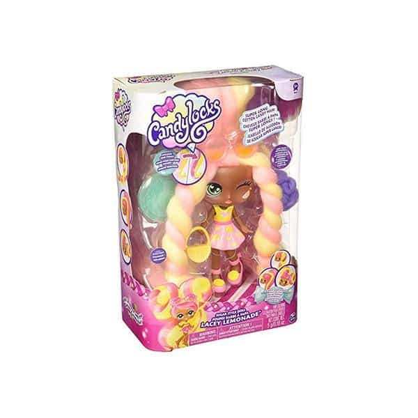 Candylocks - מלכת הממתקים Lacey Lemonade