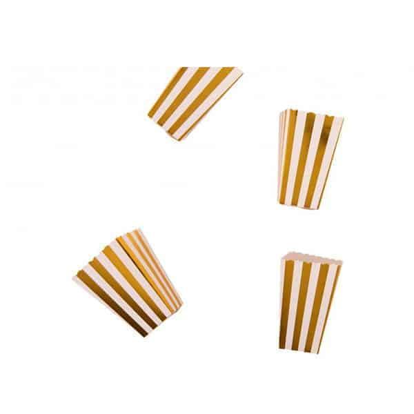 קופסאות-פופקורן-זהב-פסים