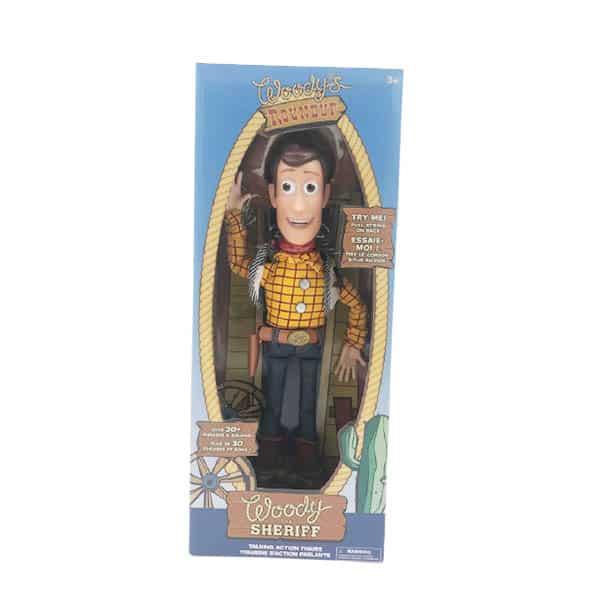 בובת וודי צעצוע של סיפור