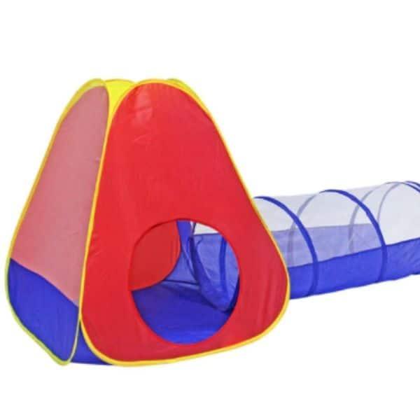 מנהרה ואוהל